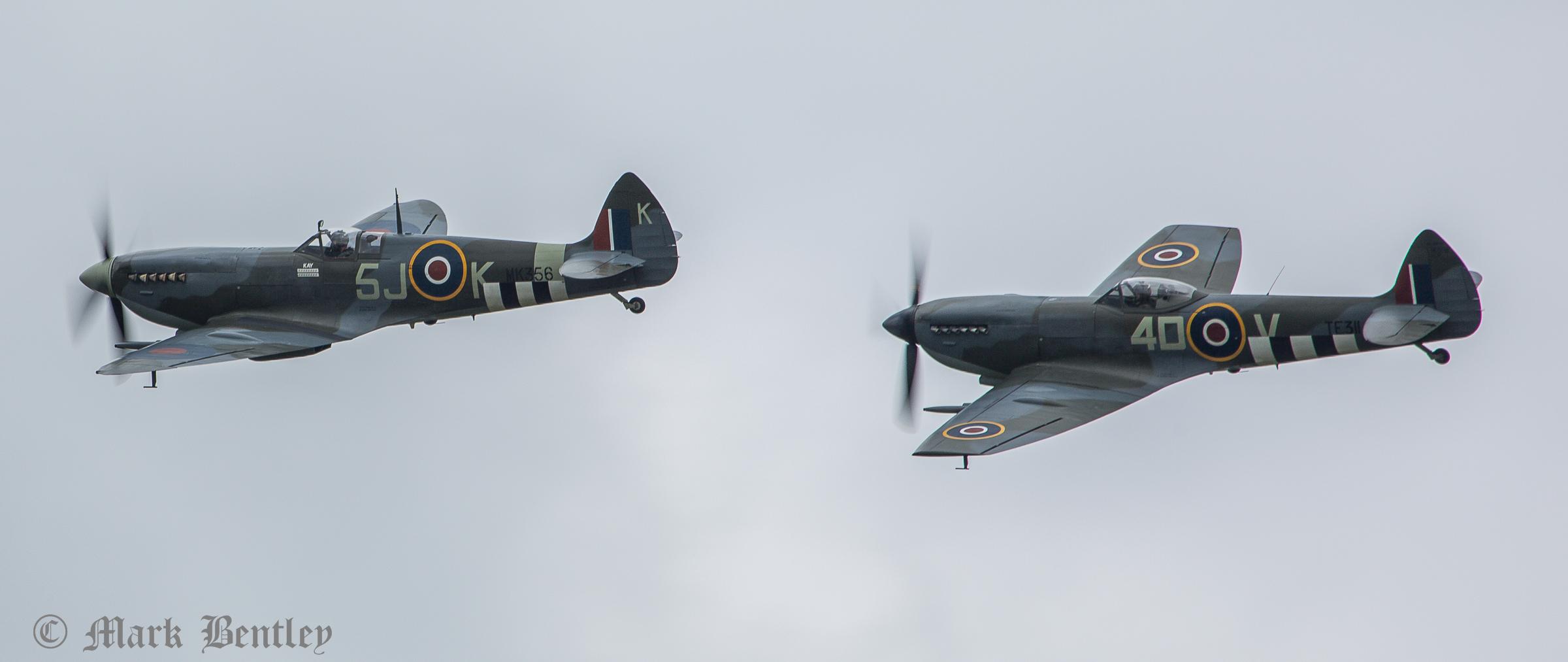 C017 Supermarine Spitfires
