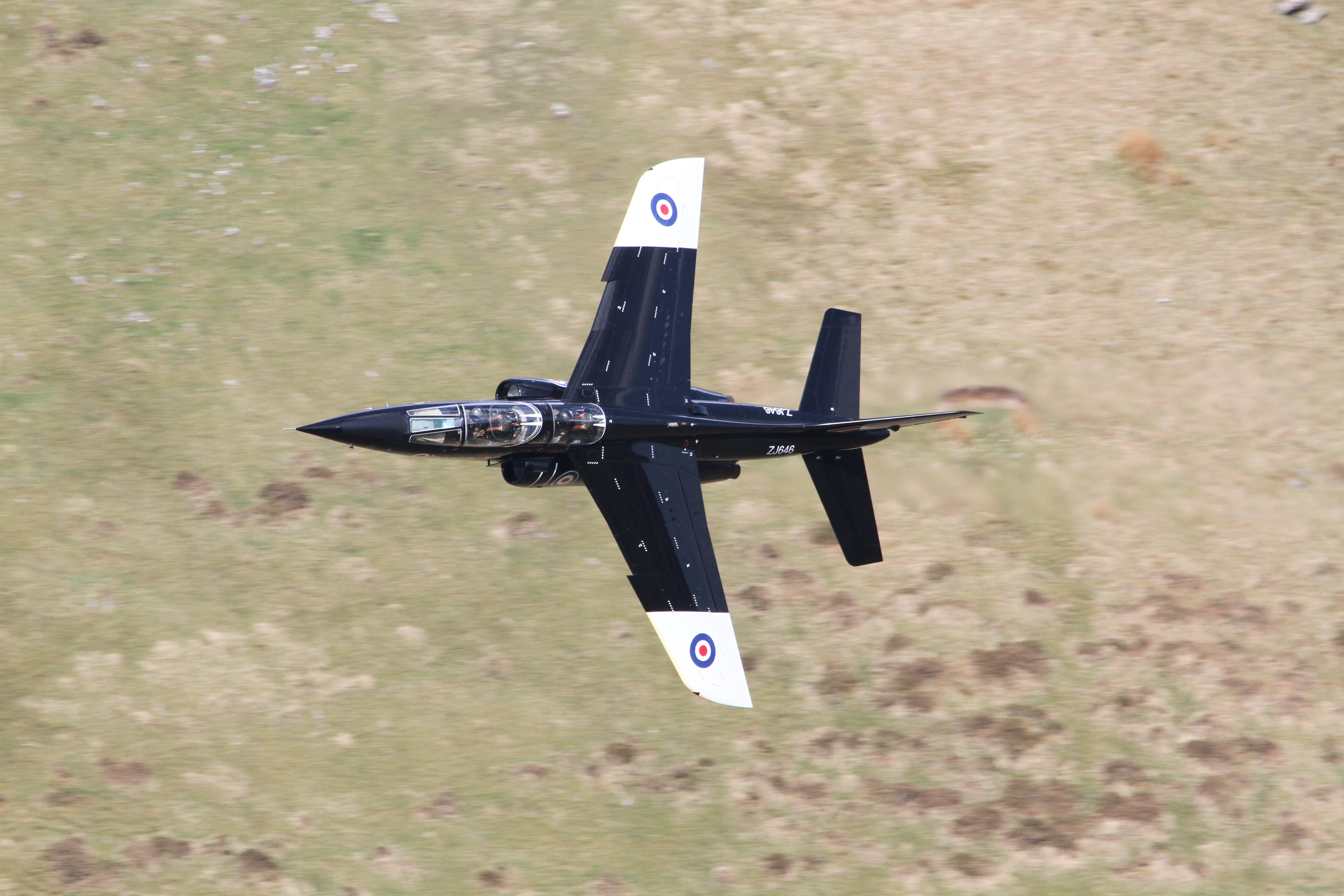 004 QinetiQ Alpha Jet