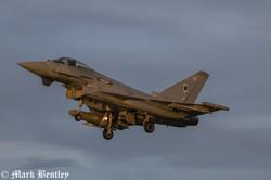 B054 RAF Typhoon