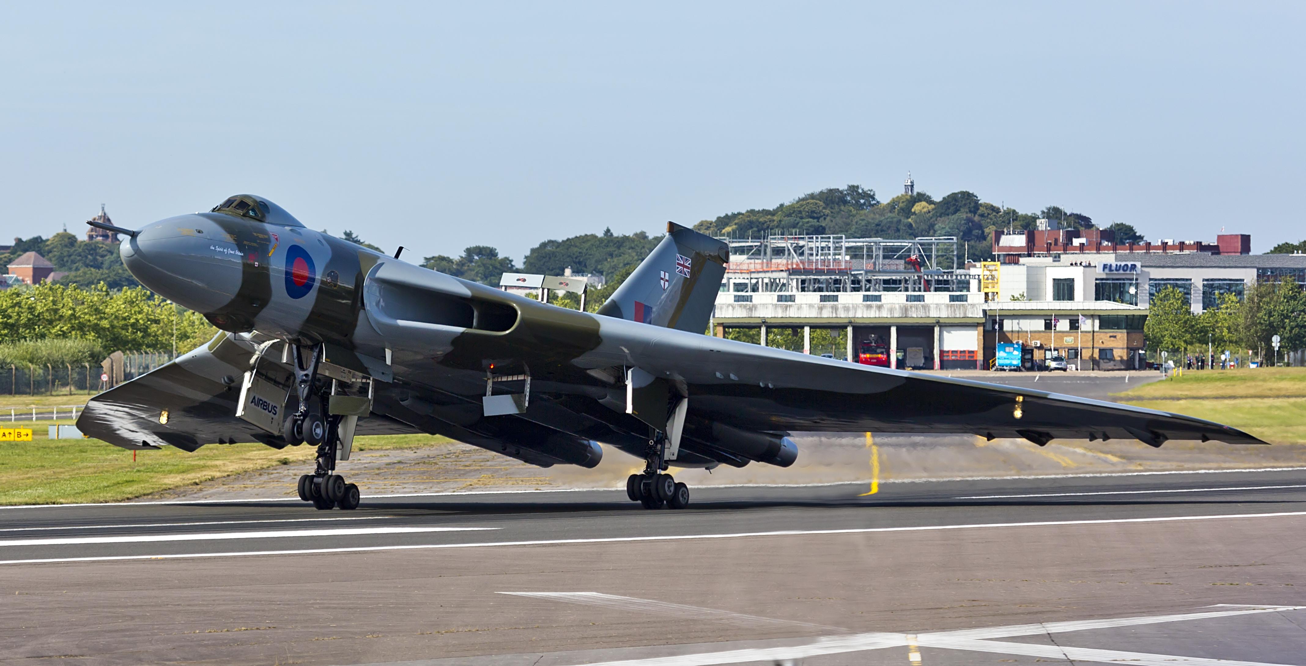 B078 Avro Vulcan
