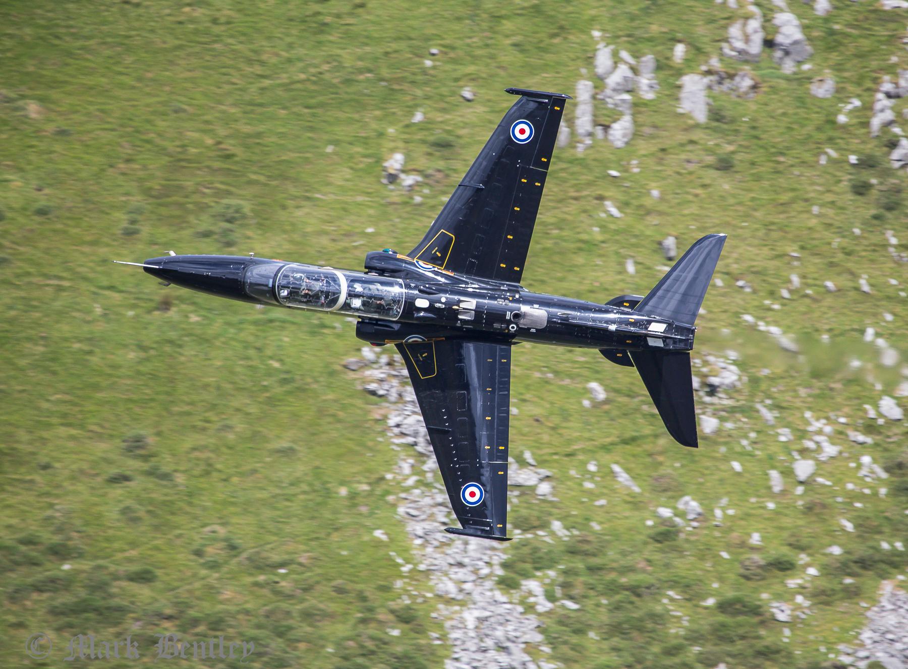 008 RAF Hawk