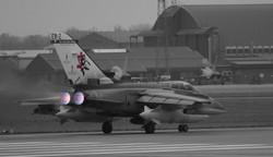 B058 RAF Tornado