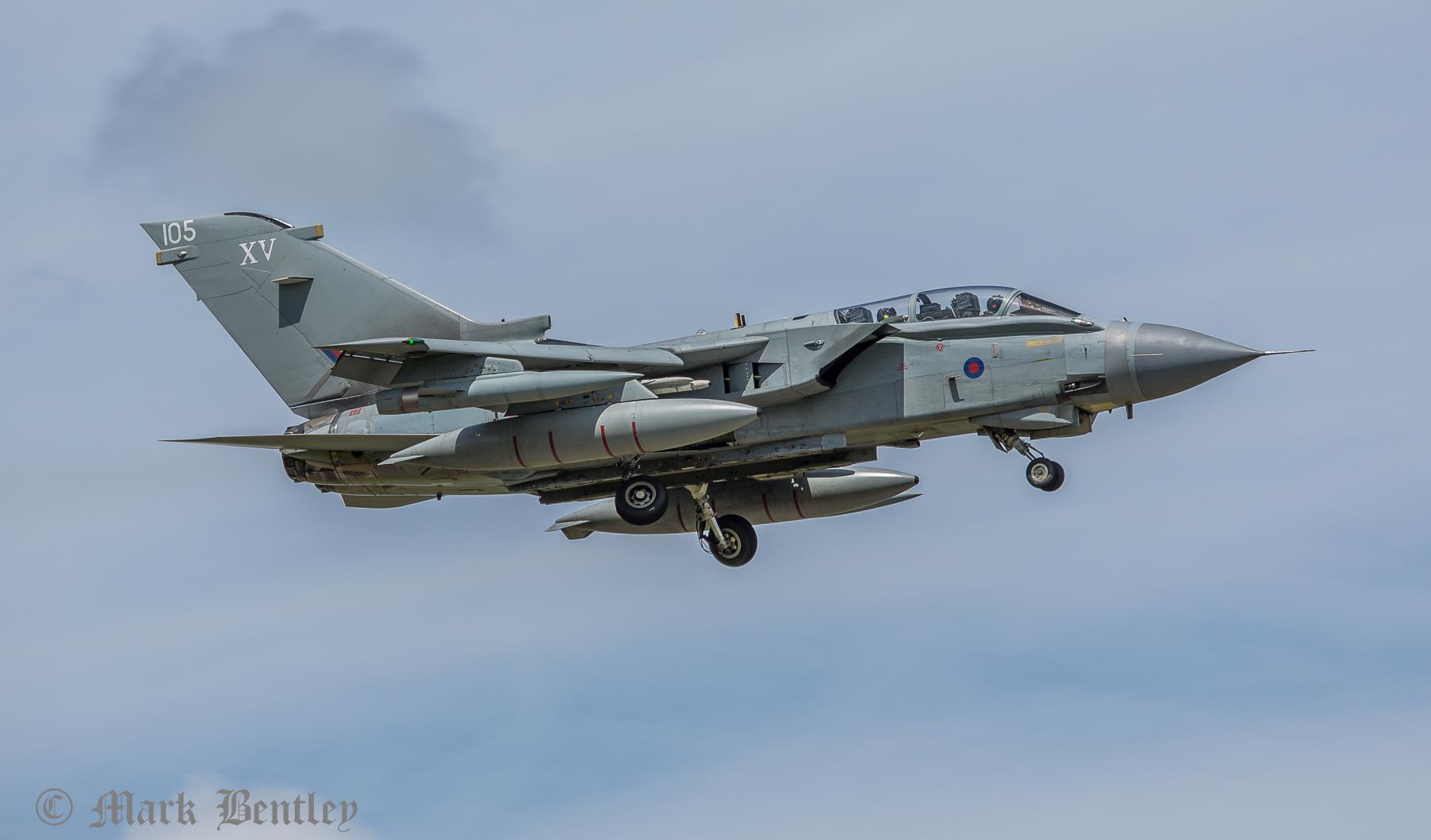 A052 RAF Tornado