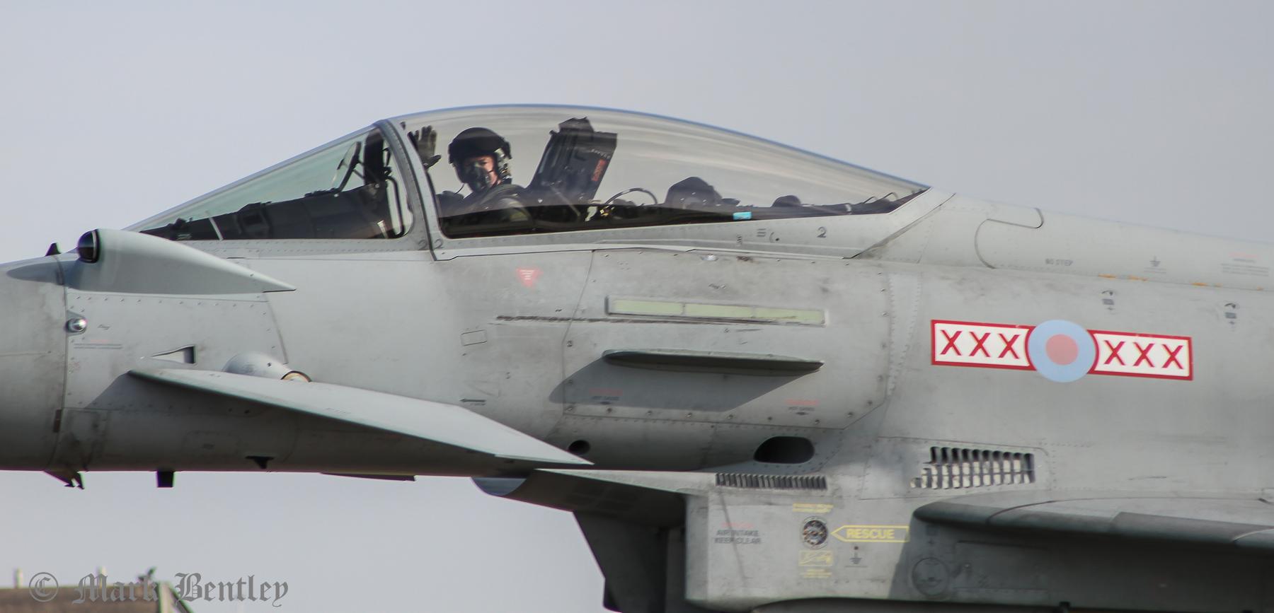 A078 RAF Typhoon