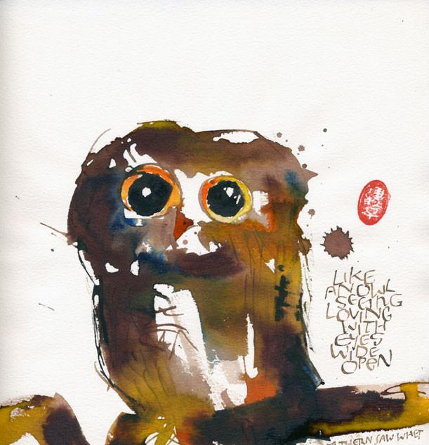 Owl #5/Owl series