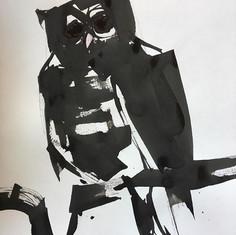 Owl #3/Owl series