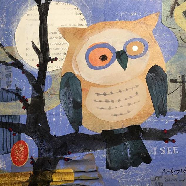 Owl #6