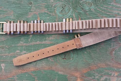 "M- 1876  military ""Prairie Belt""/ ""Crossfire Trail"" movie belt"
