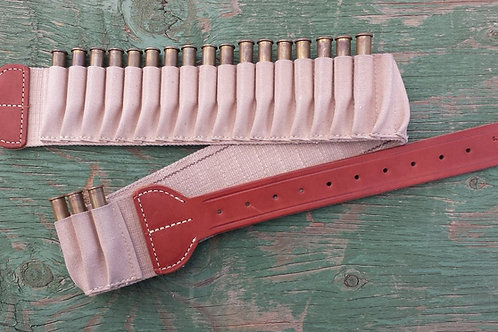 WB-T Semi Universal Rifle Cartridge Belt