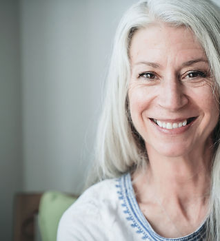 Smiling Woman - individual counseling in OH