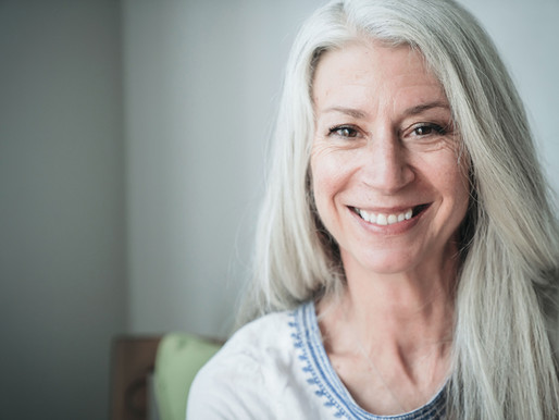 Menopause: Natural ways to tackle both the symptoms and the long term effects of reduced oestrogen