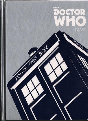 BBC Doctor Who Hardback Diary
