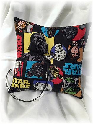 Star Wars Wedding Ring Bearer Pillow