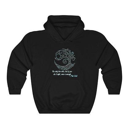 Life Unisex Heavy Blend™ Hooded Sweatshirt