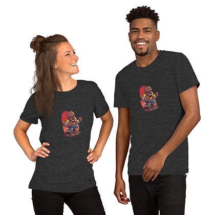 Marvel Cage Short-Sleeve Unisex T-Shirt