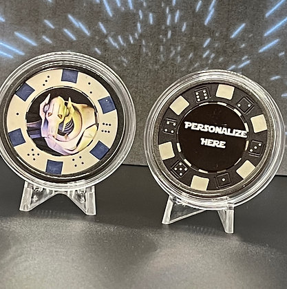 General Grievous Collectible Poker Chip