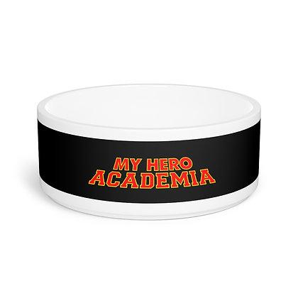 My Hero Academia Pet Bowl