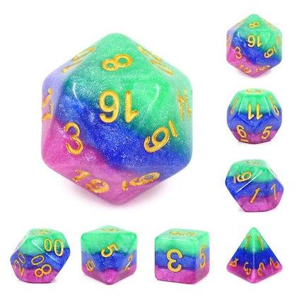 Jester's Gambit RPG Dice