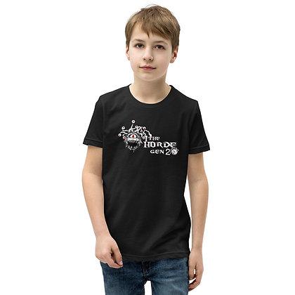 2nd Gen Horde Youth Short Sleeve T-Shirt