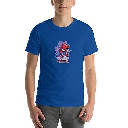 Marvel Spiderman inspired Short-Sleeve Unisex T-Shirt