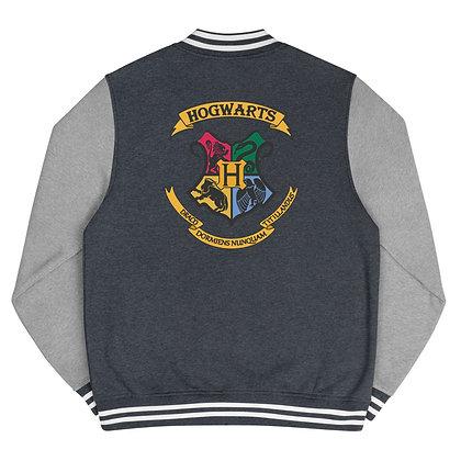 Men's Hogwarts Letterman Jacket