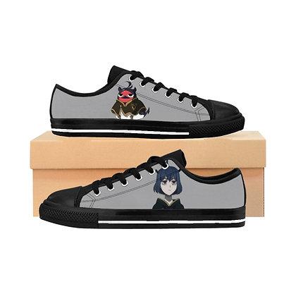 Women's Black Clover Nero Sneakers