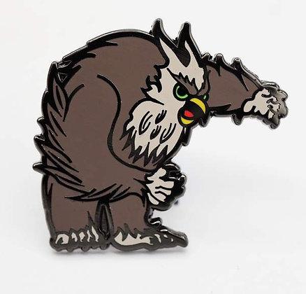 Monster Index Pin: Owl Bear