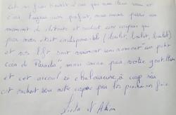 livre d'or Nwa Perla