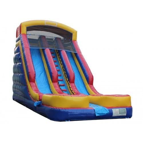Wet/Dry Slides