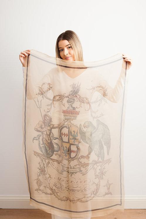 Heraldic Scarves 110cm x 80cm