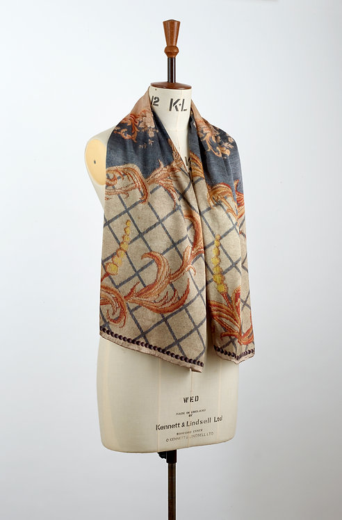 Tapestry Scarf 150cm x 65cm