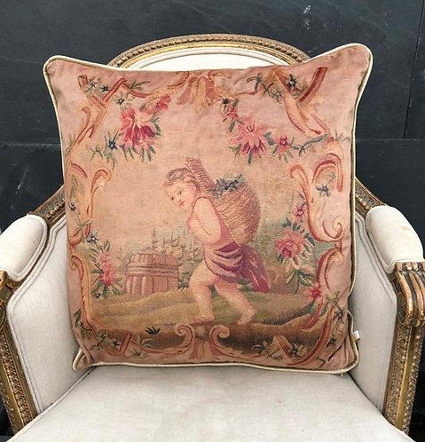 Market Aubusson Cushion 45cmx45ccm