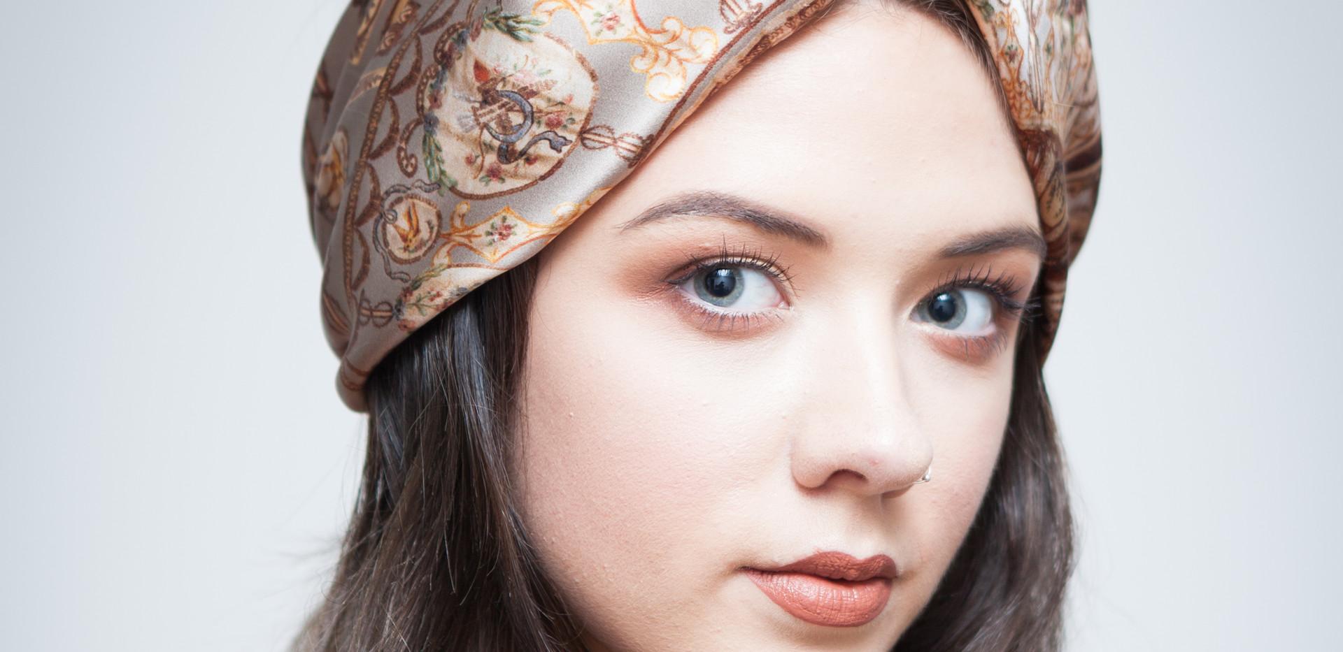 Hair band turban