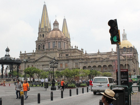 Presentations and Workshops in Guadalajara