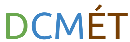 UNESCO Chair DCMET Logo - Acronym