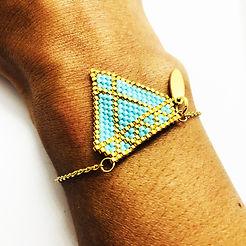 BRACELET DIAMOND T&GOLD 3