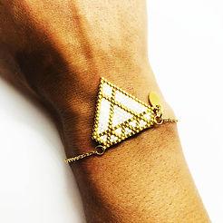 BRACELET DIAMOND W&GOLD 1
