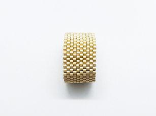 Bague Monochrome Gold matt- 1.jpg