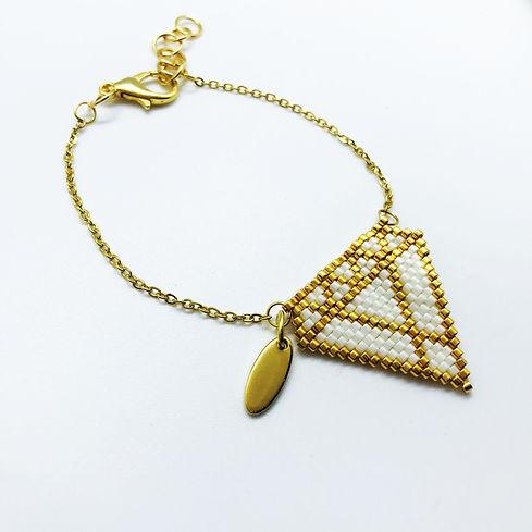 BRACELET DIAMOND W&GOLD 2