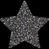 DB0307-Mat Metallic Silver Gray - Etoile