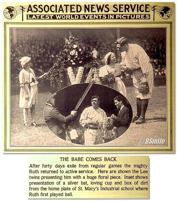1922 (May20) The Babe Comes Back (edit3)