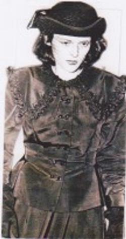 Mom in 1948