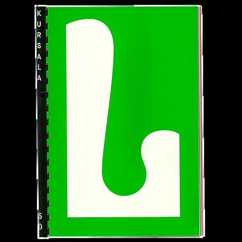 Cuaderno L de La Kursala (SIGNED)
