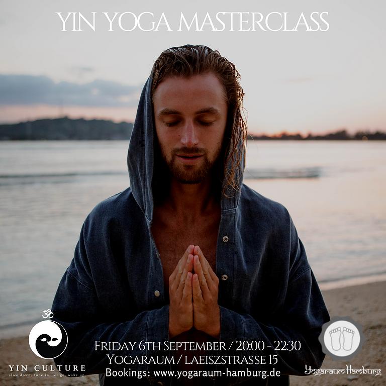 Hamburg - Yin Yoga Masterclass