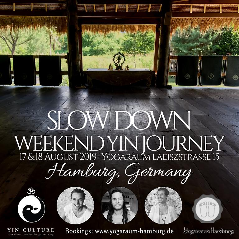 Hamburg - Slow Down Weekend Yin Journey