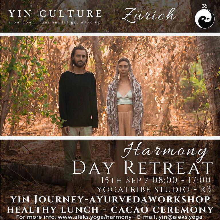 Zurich - Harmony Day Retreat