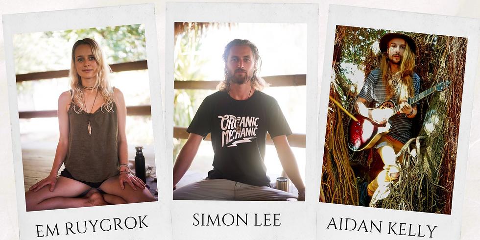 Auckland - Yin Yoga Sound Journey