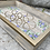 Thumbnail: Periwinkle (Vinca) and Sacred Geometry hand-painted tray