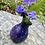 Thumbnail: Hand Painted Ceramic Mini Vase - galaxy