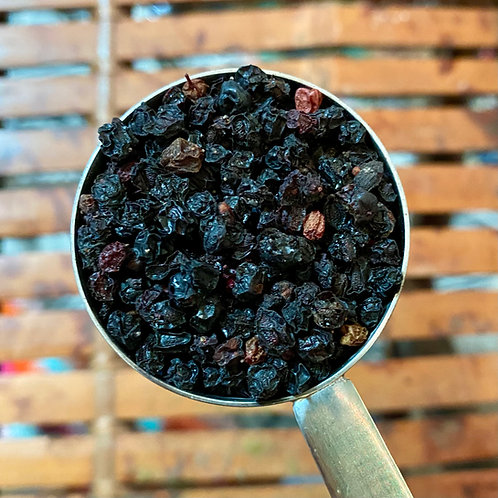 Elderberries, organic - 1 ounce